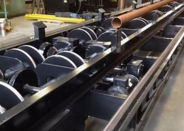 pipe cutting welding machine cutter equipment automatic stinger lp sheets machines